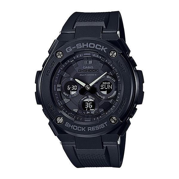 Кварцевые часы Casio G-Shock gst-w300g-1a1 цена и фото