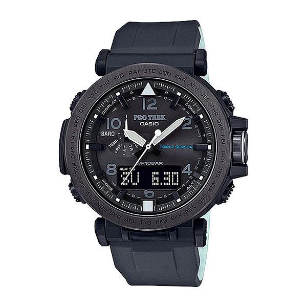 Кварцевые часы Casio Sport prg-650y-1eМультифункциональные наручные часы, которые отличаются не только стильным и сдержанным дизайном, но и достаточно широким набором опций. Часы, созданные для работы, путешествий и активного отдыха.Технические характеристики: Двойная светодиодная подсветка.Устойчивый к низким температурам (-10 °C).Солнечная батарейка.Неоновый дисплей.Барометр (260 / 1.100 гПа).Термометр (-10°C / +60°C).Память данных высотометра.Цифровой компас.Высотометр 10,000 м.График набора высоты.Функция мирового времени.Функция секундомера- 1/100 сек. - 24 часа.Таймер - 1/1 сек. - 1 час.5 ежедневных будильников.Включение/выключение звука кнопок.Автоматическая ручная настройка.Функция перемещения стрелок.Технология Smart Access - часы быстро и интуитивно просто настраиваются с помощью электронного штифта.Автоматический календарь.12/24-часовое отображение времени.Минеральное стекло.Корпус из полимерного пластика.Ремешок из полимерного материала.Индикатор уровня заряда батарейки.<br><br>Цвет: черный<br>Тип: Кварцевые часы<br>Возраст: Взрослый<br>Пол: Мужской