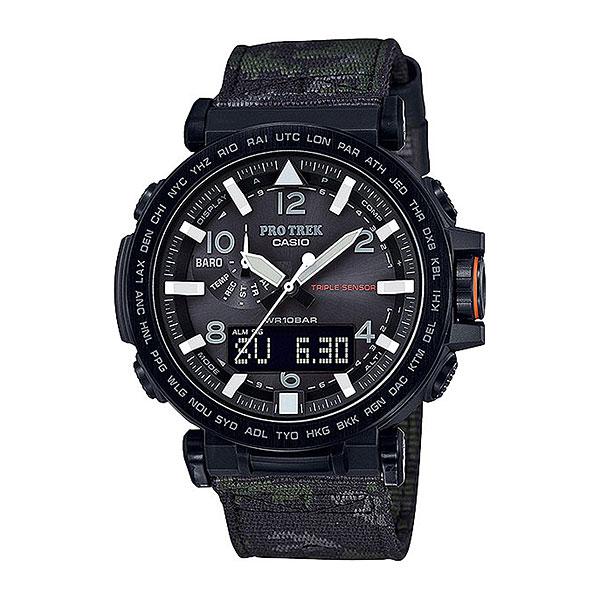 Кварцевые часы Casio Sport prg-650ybe-3e часы