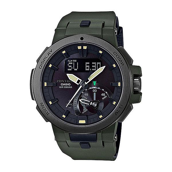 Кварцевые часы Casio Sport prw-7000-3e casio часы casio prw 7000 3e коллекция pro trek