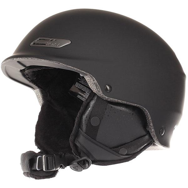 Шлем для сноуборда женский Roxy Power Powder True Black книги эксмо правила жизни от альберта эйнштейна