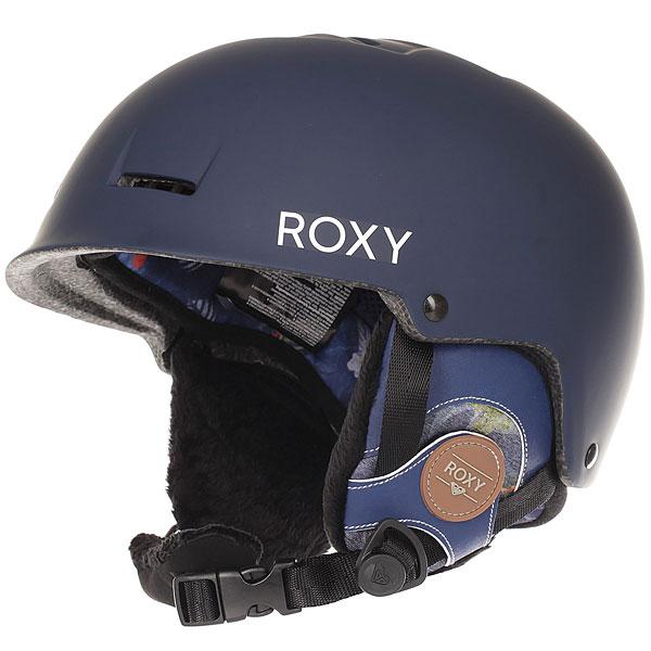 Шлем для сноуборда женский Roxy Avery Peacoat Orissa FloraЛегкость и простота конструкции - вот основные преимущества этого женского шлема. А еще, конечно же, привлекательный внешний вид, ведь это Roxy, а они не позволят себе сделать посредственность. Прочный литой пластик и пенный полимер защитят Вас от ударов, а накладки из флиса шерпа и мягкий флисовый внутренник добавят комфорта и уюта. Удобный подбородочный ремень и застежка, пассивная вентиляция - он хорош и удобен, так что осталось только одно - дождаться зимы. Характеристики:Основной материал: двойной микрошелл сверхлегкой литой конструкции. Пассивная вентиляция спереди и сзади. Ударопоглощающий пенный полимер EPS. Подкладка из сетки и флиса. Мягкие термоформованные съемные накладки на уши из флиса шерпа. Стреп на подбородок выполнен из мягкой шерпы. Спецификация: EN1077. Вес: 350 г.<br><br>Цвет: Темно-синий<br>Тип: Шлем для сноуборда<br>Возраст: Взрослый<br>Пол: Женский