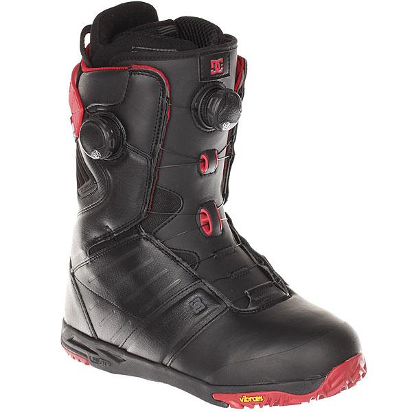 Ботинки для сноуборда DC Judge Black/Chili Pepper dc shoes футболка dc star ss m tees rrd0 мужская chili pepper m