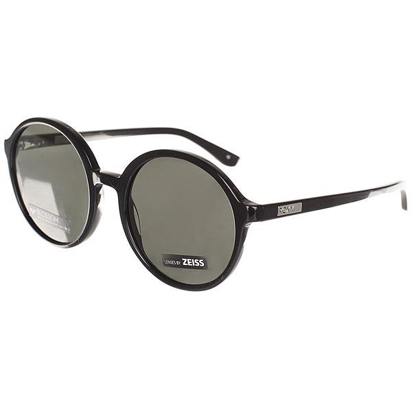 Очки женские Roxy Blossom Black/GreyЖенские солнцезащитные очки Roxy Blossom из новой коллекции Roxy.Характеристики:Оправа из пропионата. Ударопрочные линзы из поликарбоната. 100% УФ защита от солнца. Линза 3 категории для превосходной фильтрации в очень солнечную погоду. Сделано в Италии. Защитный чехол из EVA.<br><br>Цвет: черный,серый<br>Тип: Очки<br>Возраст: Взрослый<br>Пол: Женский