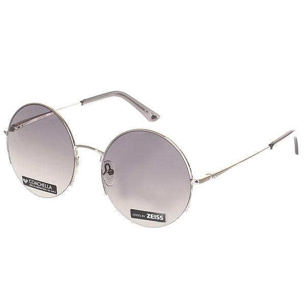 Очки женские Roxy Coachella Shiny Silver/Grey