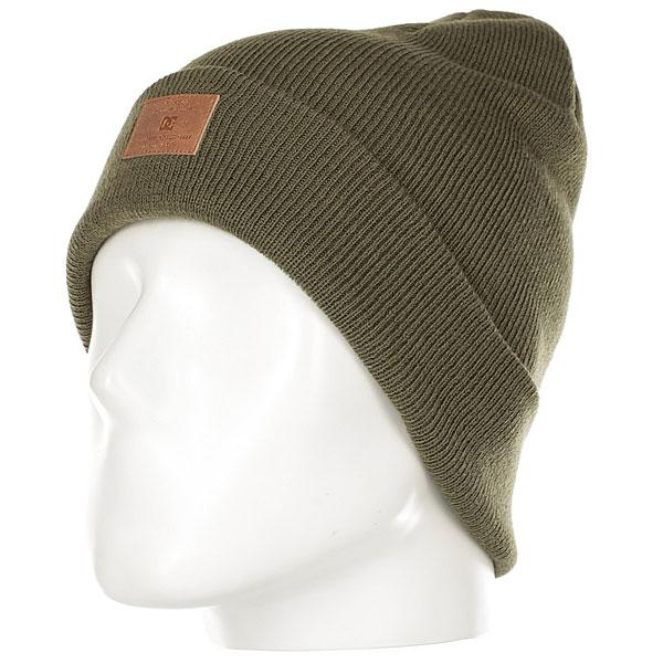 Шапка женская DC Label Hats Beetle<br><br>Цвет: зеленый<br>Тип: Шапка<br>Возраст: Взрослый<br>Пол: Женский