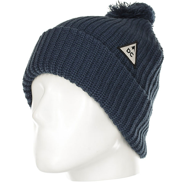 Шапка женская DC Iva Hats Insignia шапка детская dc label youth hats insignia blue