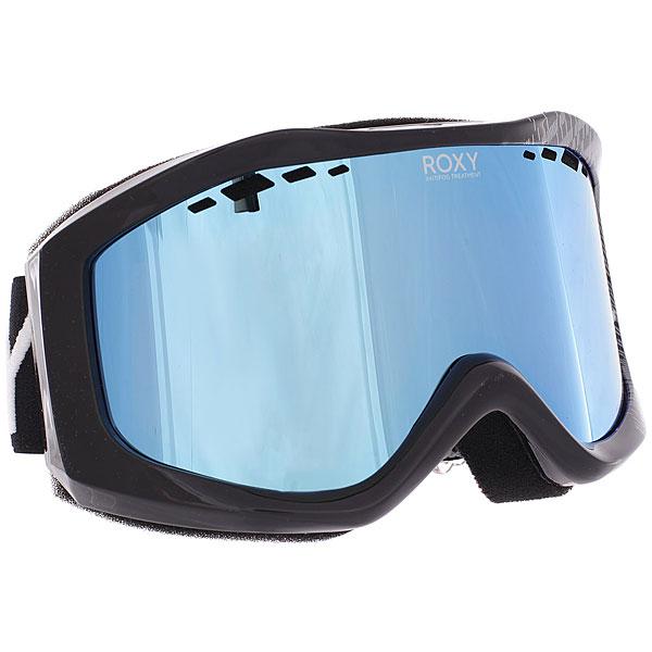купить Маска для сноуборда Roxy Sunset Pack True Black по цене 6290 рублей