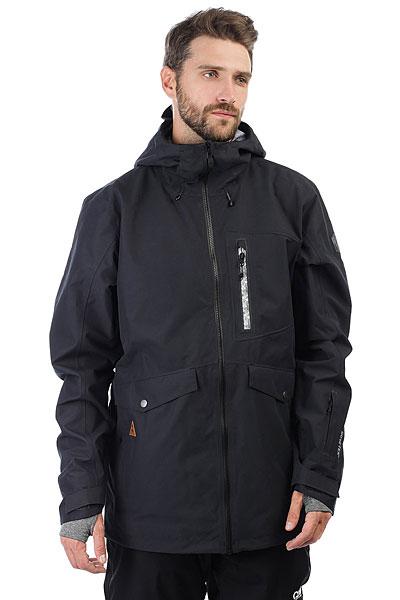 Куртка утепленная Quiksilver Black Alder BlackКуртку Quiksilver Black Alder можно использовать для решения любых задач: от бэккантри-походов и катания на любых зимних снарядах до комфортной жизни в городе. Мембрана GORE-TEX® поможет Вам оставаться в сухости и тепле, а дополнительные опции лишь упростят эту задачу. Водонепроницаемые молнии, объемный капюшон с системой утяжки, съемная юбка для защиты от снега, полностью проклеенные швы, обилие карманов - все в ней предусмотрено таким образом, чтобы Вам было максимально комфортно.Характеристики:Стандартный крой. 2-слойная мембрана GORE-TEX® c показателями 28000 мм/20000 г/м2. Материал: фактурный полиэстер кареточного плетения. Полностью проклеенные швы. Подкладка: жаккардовая сетка + легкая тафта и трикотажная подкладка с начесом. Вентиляция с сетчатыми вставками. Объемный контурный капюшон c системой регулировки, совместимый со шлемом. Съемная юбка для защиты от снега. Система пристегивания куртки к штанам. Водонепроницаемые молнии YKK® Aquaguard®.Два кармана для рук с подкладкой из микрофлиса. Внутренний медиа-карман. Карман для маски.Карман для ски-паса на рукаве. Фланель для протирки фильтра маски в кармане. Гейтеры из лайкры. Регулируемые манжеты.<br><br>Цвет: черный<br>Тип: Куртка утепленная<br>Возраст: Взрослый<br>Пол: Мужской