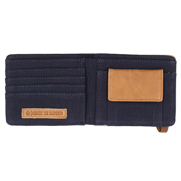 Кошелек Element Endure Wallet Eclipse Navy