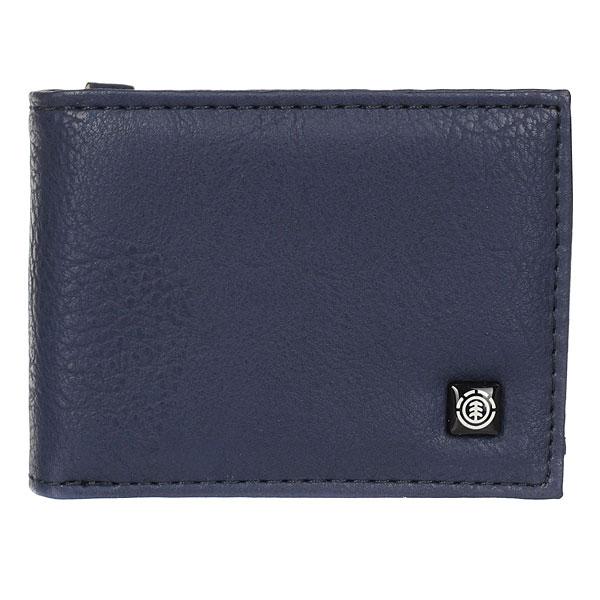 Кошелек Element Segur Wallet Indigo<br><br>Цвет: синий<br>Тип: Кошелек<br>Возраст: Взрослый