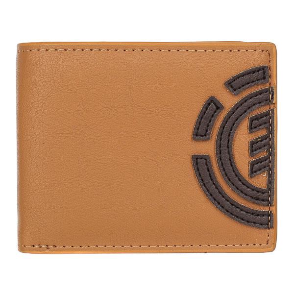 Кошелек Element Daily Wallet Bronco Brown<br><br>Цвет: бежевый<br>Тип: Кошелек<br>Возраст: Взрослый