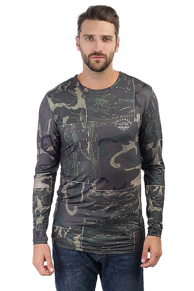 Термобелье (верх) Billabong Operator Tech Tee Camo