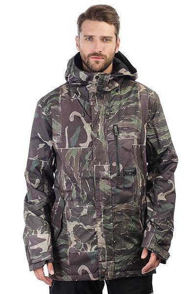 Куртка утепленная Billabong Dynamite Camo