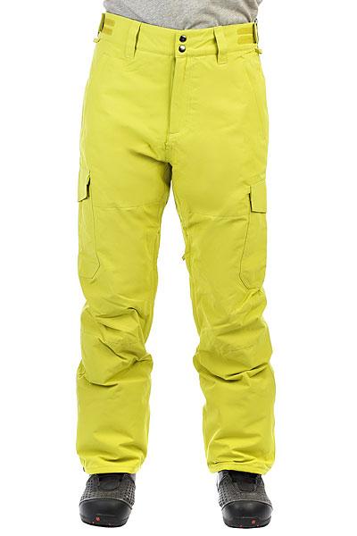 Штаны сноубордические Billabong Hammer Yellow<br><br>Цвет: Светло-зеленый<br>Тип: Штаны сноубордические<br>Возраст: Взрослый<br>Пол: Мужской