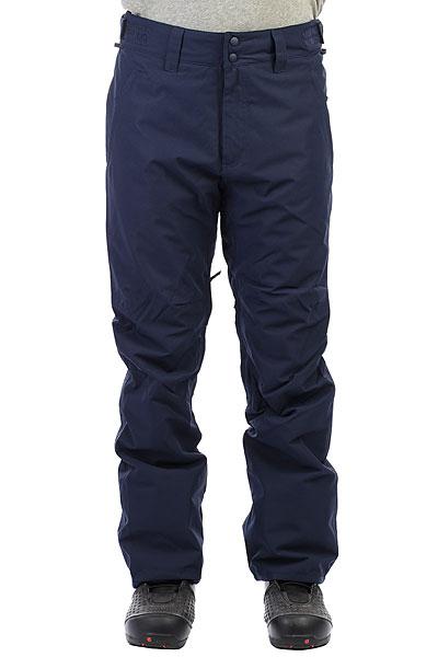 Штаны сноубордические Billabong Lowdown Navy<br><br>Цвет: Темно-синий<br>Тип: Штаны сноубордические<br>Возраст: Взрослый<br>Пол: Мужской