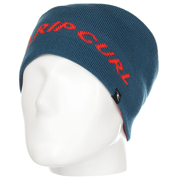 Шапка Rip Curl Brash Beanie Blue чемодан rip curl rip curl ri027bwzlc59