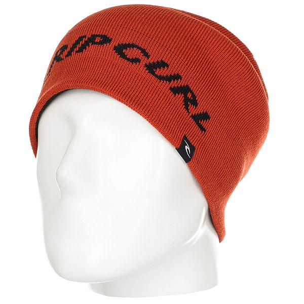 Шапка Rip Curl Brash Beanie Rooibos Tea чемодан rip curl rip curl ri027bwzlc59