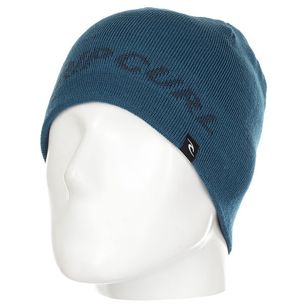 Шапка Rip Curl Brash Boy Beanie Ink Blue шапка rip curl rip curl ri027cwzam41