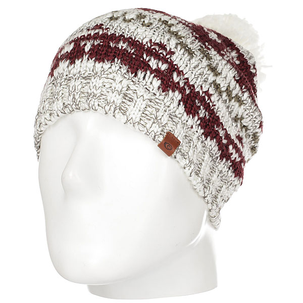 Шапка женская Rip Curl Chilampo Beanie Cannoli Cream шапка rip curl rip curl ri027cwzam37