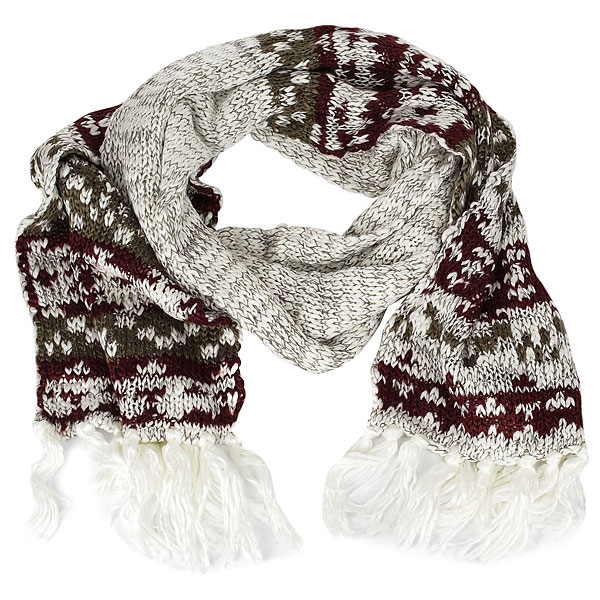 Шарф женский Rip Curl Chilampo Scarf Cannoli Cream шапки rip curl шапка soroya beanie