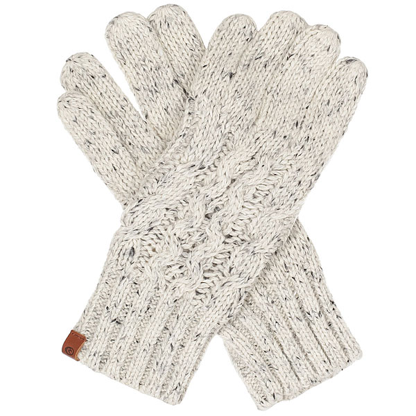 Перчатки женские Rip Curl Nepsu Gloves Ecru Marle<br><br>Цвет: бежевый<br>Тип: Перчатки<br>Возраст: Взрослый<br>Пол: Женский