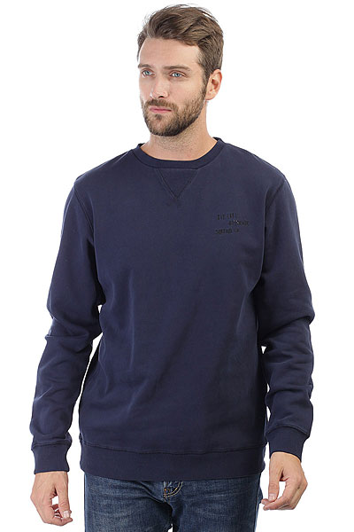 Толстовка свитшот Rip Curl Beat Fleece Night Sky толстовка rip curl rip curl ri027emsxa22