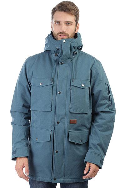 Куртка парка Rip Curl Anti Series Indian Teal куртка горнолыжная rip curl rip curl ri027ewnyu64