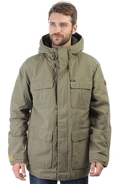 Куртка парка Rip Curl Park Dusty Olive куртка горнолыжная rip curl rip curl ri027ewnyu64