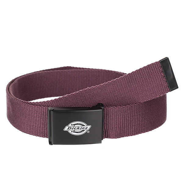 Ремень Dickies Orcutt Maroon<br><br>Цвет: фиолетовый<br>Тип: Ремень<br>Возраст: Взрослый<br>Пол: Мужской
