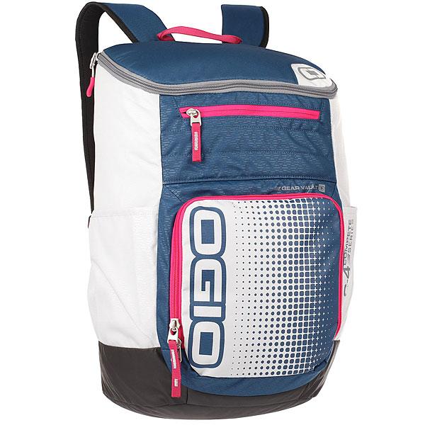 Рюкзак туристический Ogio C4 Sport Pack Poseidon<br><br>Цвет: синий,белый,розовый<br>Тип: Рюкзак туристический<br>Возраст: Взрослый