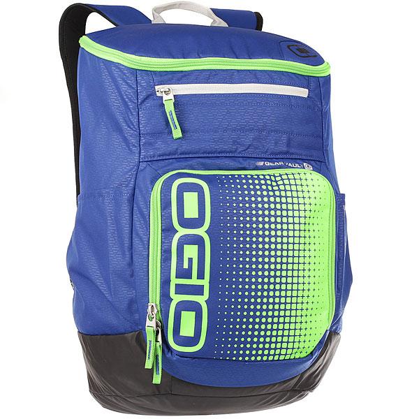 все цены на Рюкзак туристический Ogio C4 Sport Pack Cyber Blue онлайн