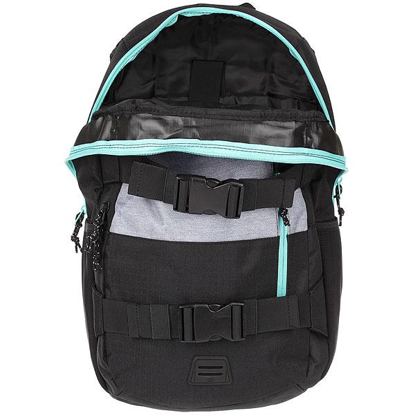 Рюкзак спортивный Billabong Command Skate Pack Black/Mint