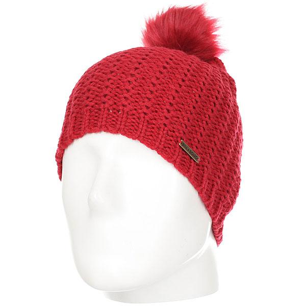 Шапка женская Billabong Cold Forest Chili Pepper billabong шапка женская billabong brain