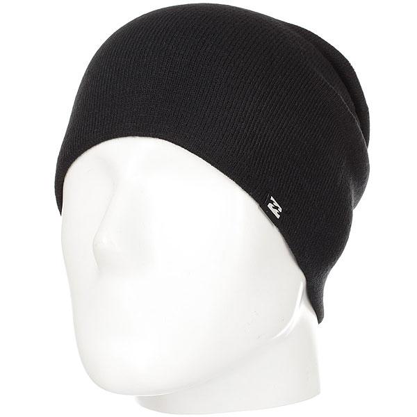 Шапка Billabong All Day Black шапка billabong linus black