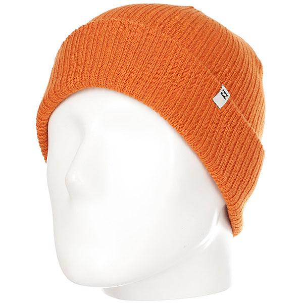 Шапка Billabong Arcade Burnt Orange<br><br>Цвет: оранжевый<br>Тип: Шапка<br>Возраст: Взрослый<br>Пол: Мужской