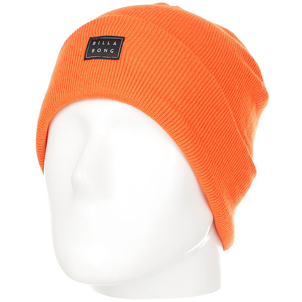 Шапка Billabong Disaster Orange шапка billabong disaster bb gallery grey heather