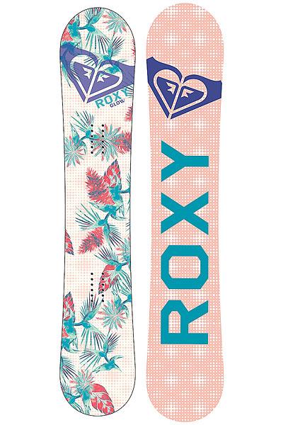 Сноуборд женский Roxy Glow Board Flt None