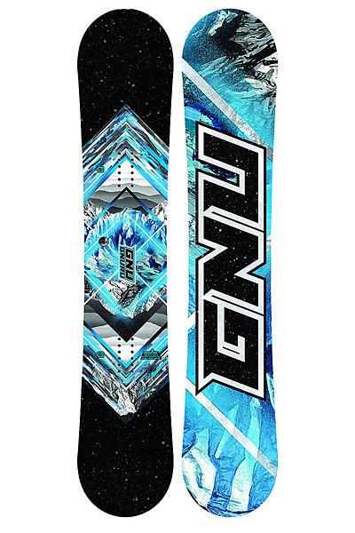 Сноуборд GNU Asym Gnuru C2E None