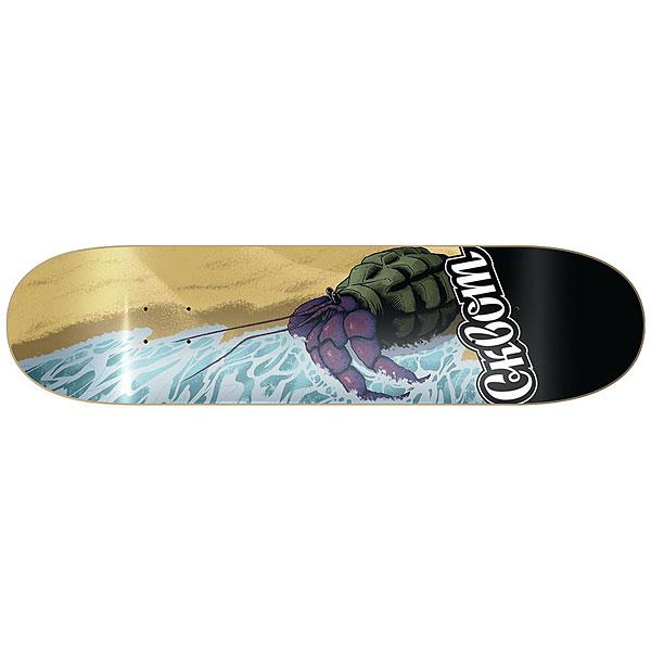 Дека для скейтборда для скейтборда Сквот Crab Multi 8.125 (20.6 см)