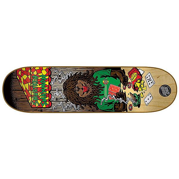 Дека для скейтборда для скейтборда Santa Cruz Shannon Poker Dog 31.6 x 8 (20.3 см)