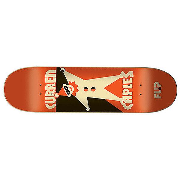Дека для скейтборда для скейтборда Flip Caples Weirdo Series Pro 32.15 x 8.45 (21.5 см)