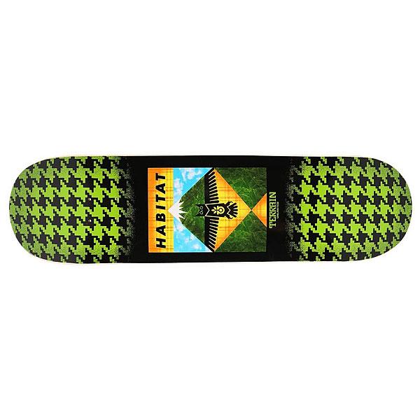 Дека для скейтборда для скейтборда Habitat Summit Green 8.375 (21.3 см)