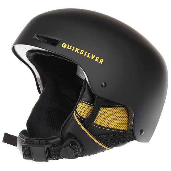 Шлем для сноуборда Quiksilver Axis Deep Black