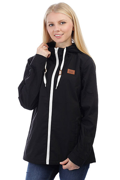 Куртка женская Billabong Essential Off Black