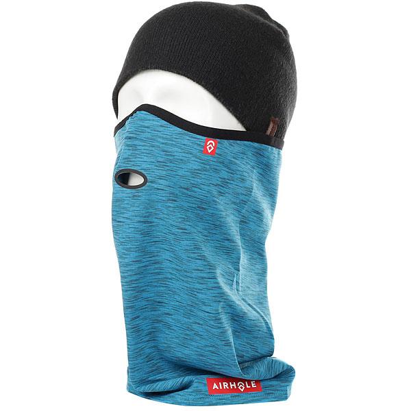 Шарф труба Airhole Airtube Ergo Drytech Space Dye Teal шарф labbra