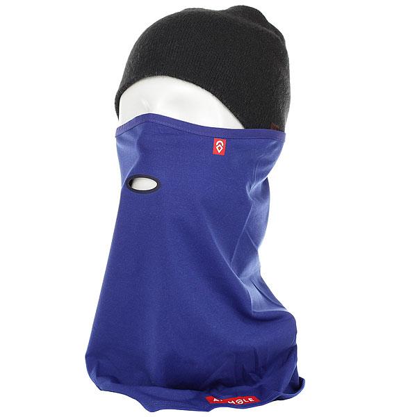 Шарф труба Airhole Airtube Ergo Drytech Royal Blue шарф labbra
