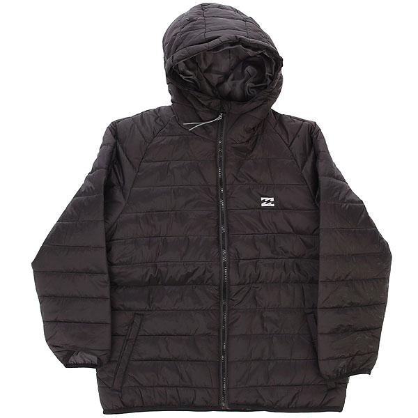 Куртка детская Billabong All Day Puffer Boy Black