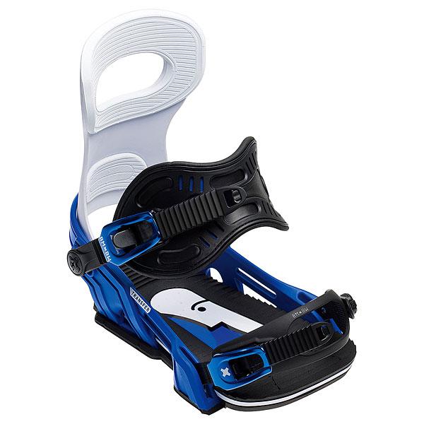 Крепления для сноуборда Bent Metal Transfer Black/Blue
