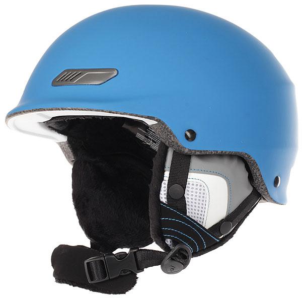 Шлем для сноуборда Quiksilver Wildcat Vallarta Blue<br><br>Цвет: Темно-голубой<br>Тип: Шлем для сноуборда<br>Возраст: Взрослый<br>Пол: Мужской